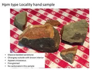 hpm hand sample